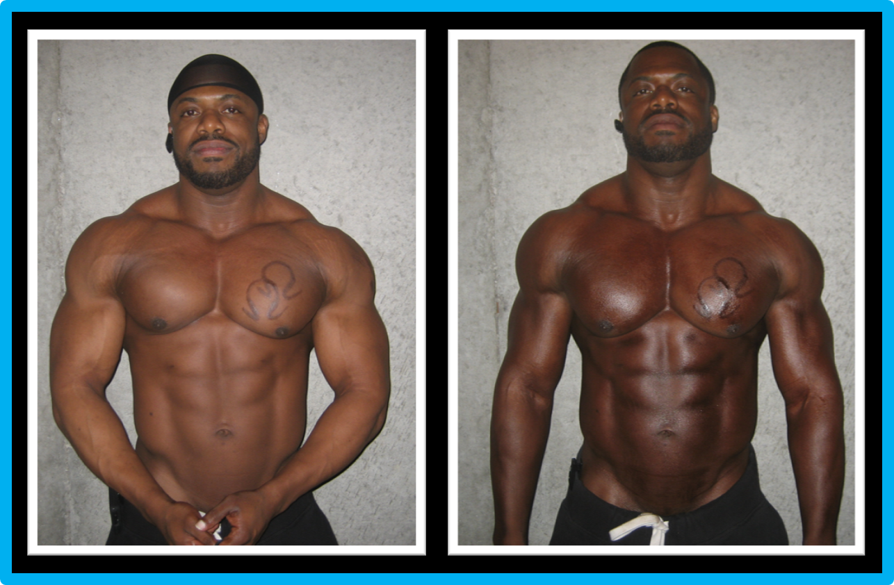 Natural Bodybuilding Vs