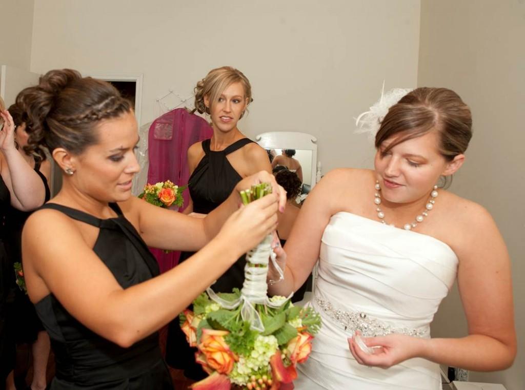new wedding pic