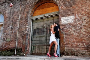 Spray Tans for Engagement Photos