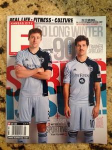 kansas city fitness magazine weightloss challenge