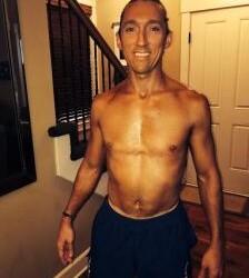 Dustin's First Spray Tan…
