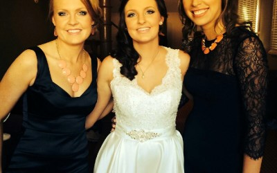 Beautiful Bride and Bridesmaids!!!