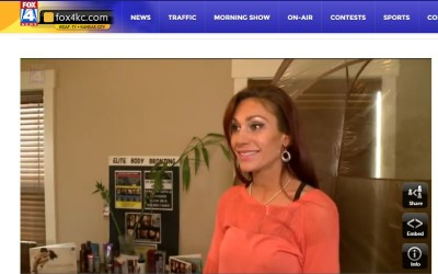 Fox 4 Interview