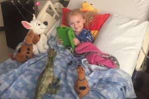 Help A Client's 3 Yr Old Fight Cancer
