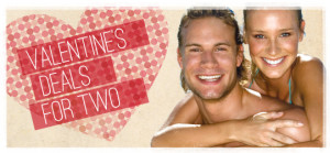 Valentine's Day Spray Tan Specials!