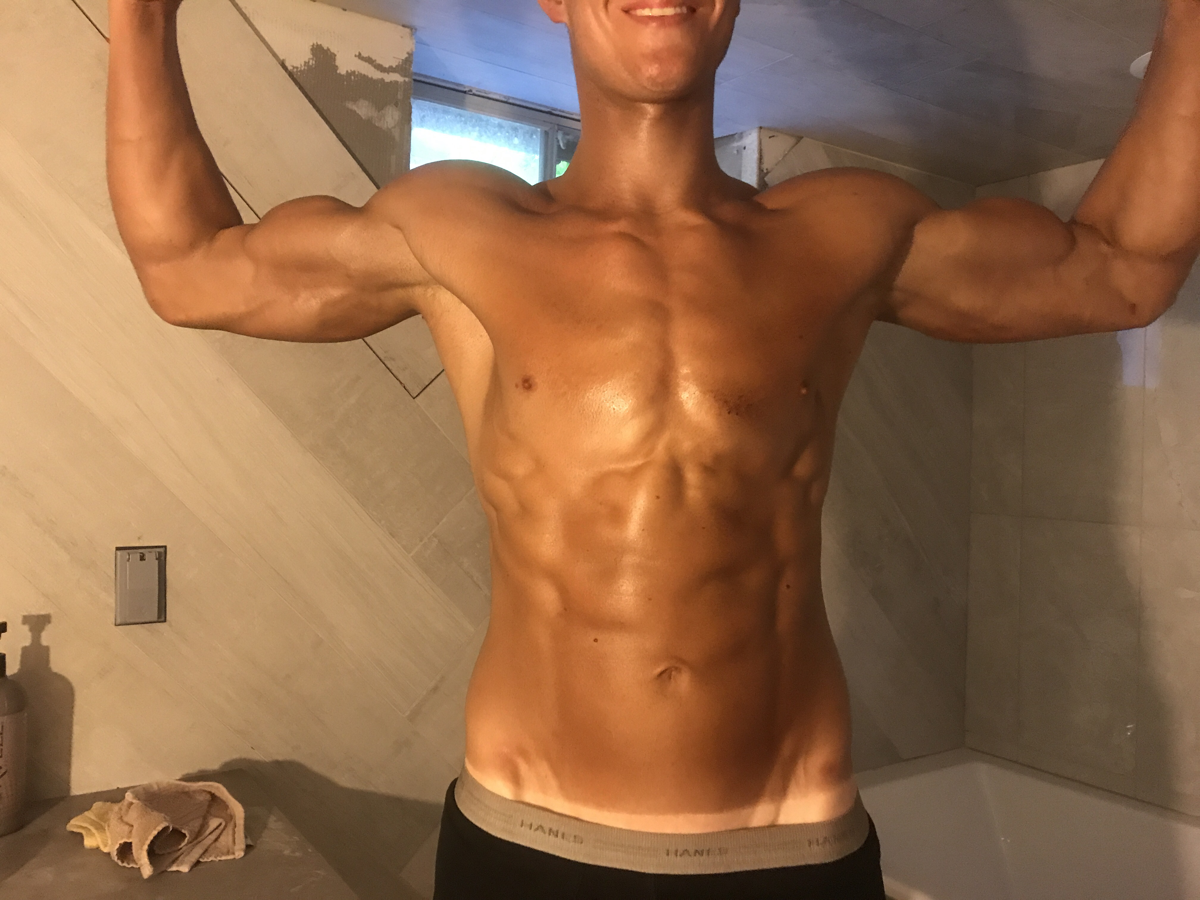 tan in a can body fitness
